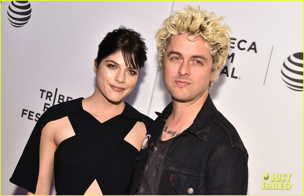selma blair billie joe armstrong geezer tribeca 013639168