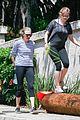 amanda seyfried takes finn for a hike 17