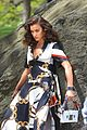 irina shayk photo shoot in centrail park 10
