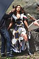 irina shayk photo shoot in centrail park 21
