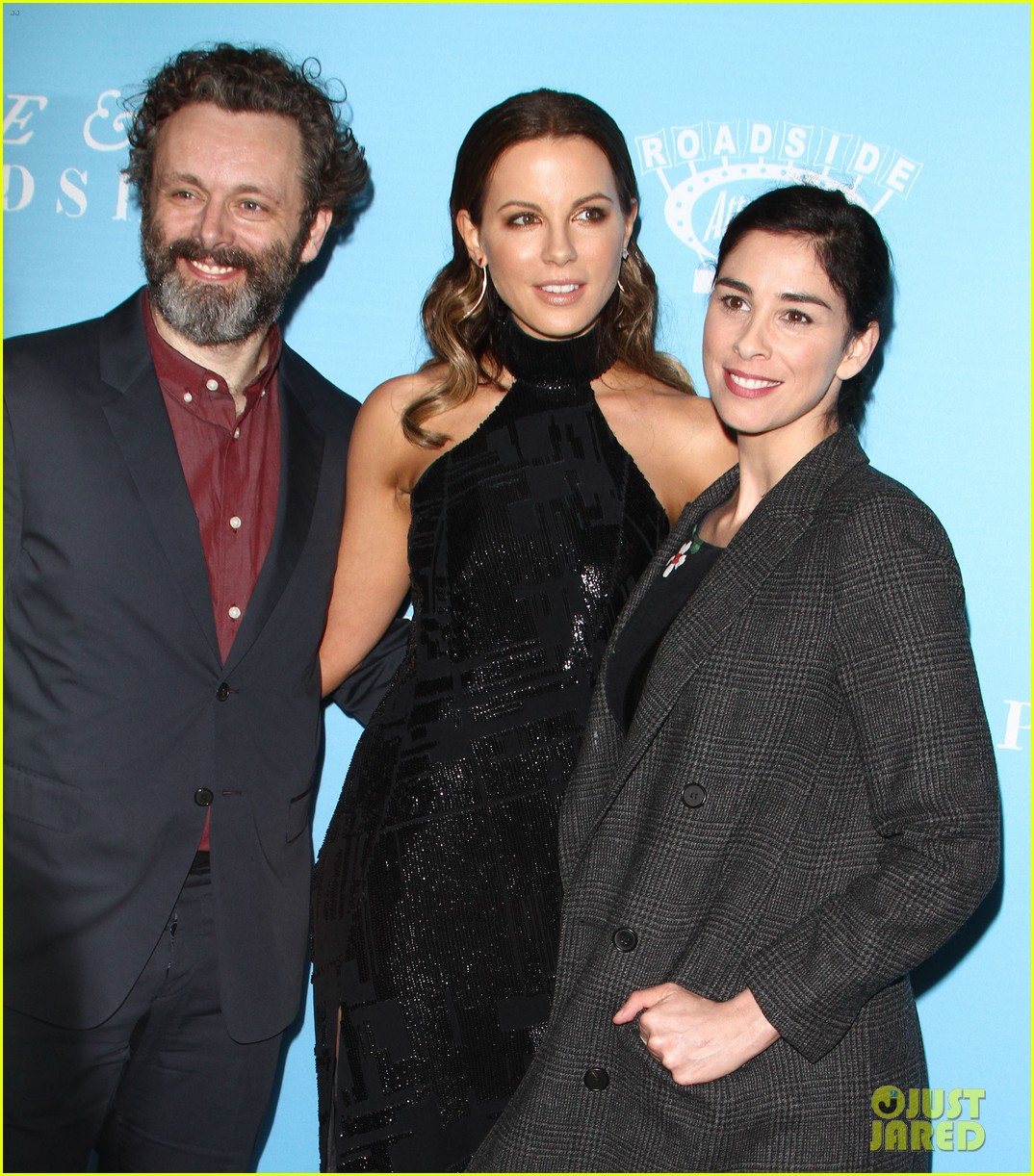 kate beckinsale gets support form ex michael sheen sarah silverman 023647667