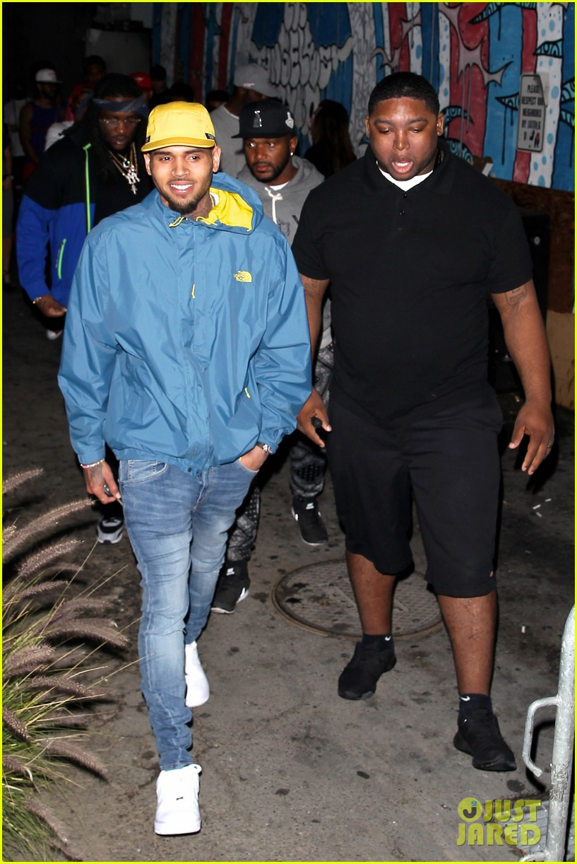 chris brown throws a birthday party for his daughter royalty 013655809