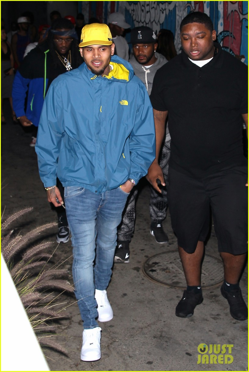 chris brown throws a birthday party for his daughter royalty 033655811