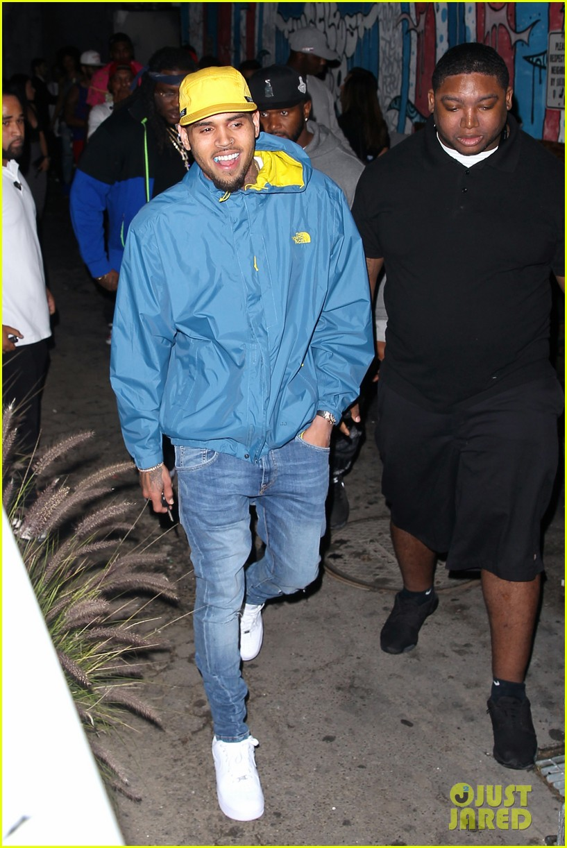 chris brown throws a birthday party for his daughter royalty 043655812