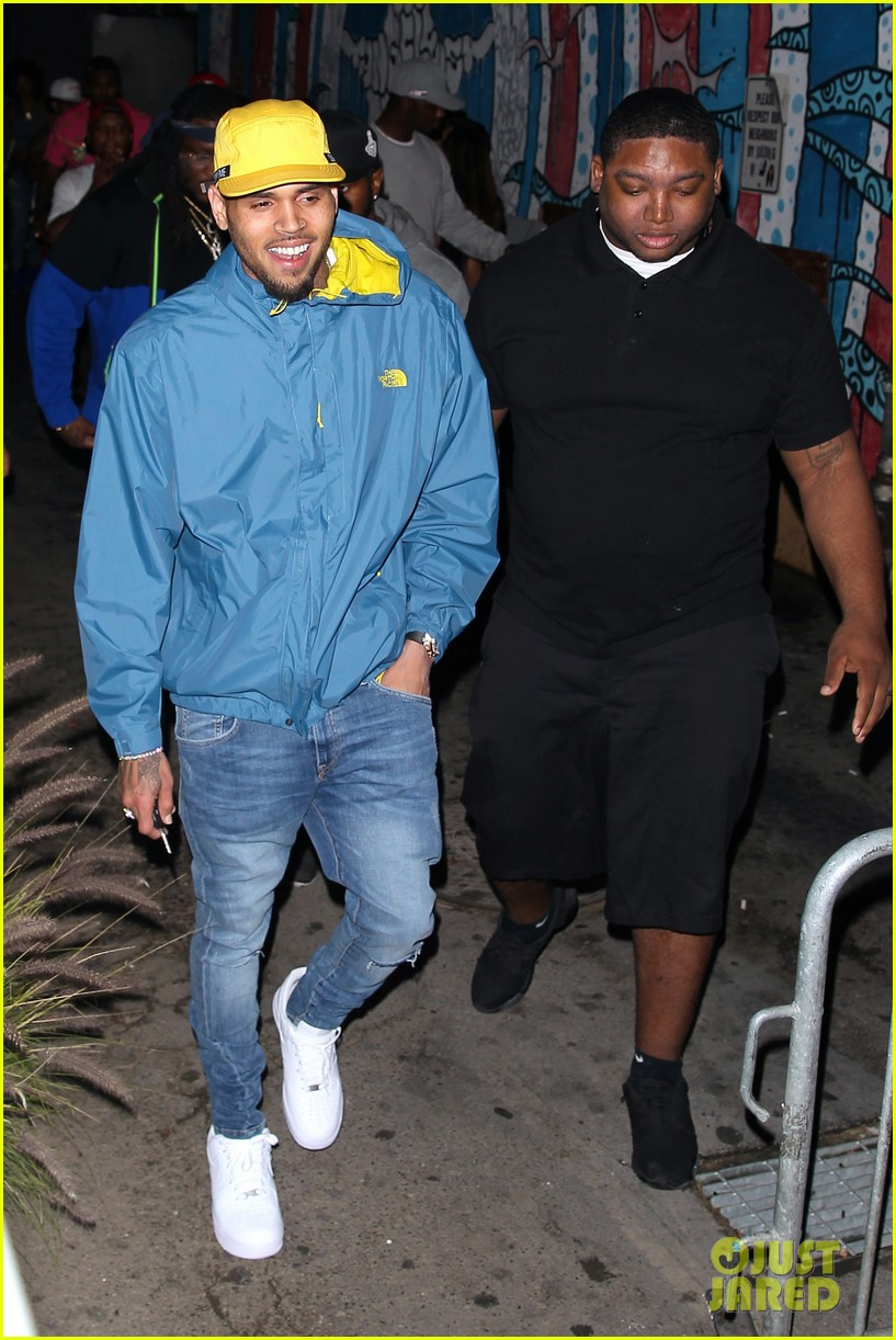 chris brown throws a birthday party for his daughter royalty 053655813