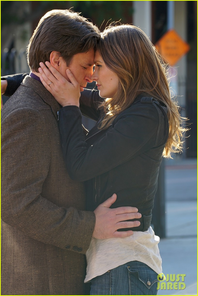 castle canceled by abc after stana katic was let go 023654148
