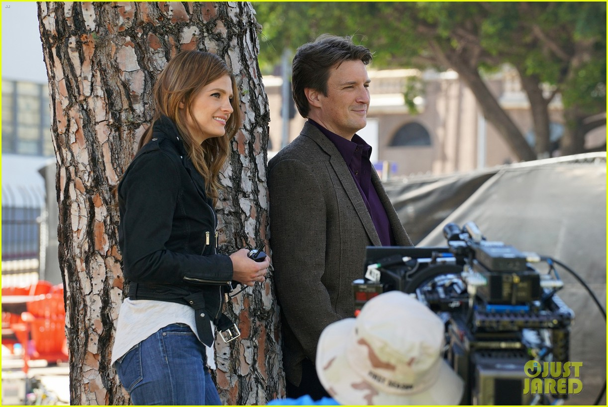 castle canceled by abc after stana katic was let go 043654150