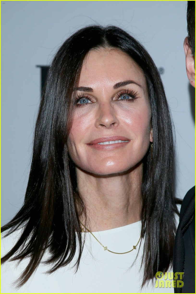 Johnny Mcdaid Talks About Reconciling With Courteney Cox