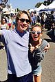 kaley cuoco kisses boyfriend karl cook for everyone to see 01