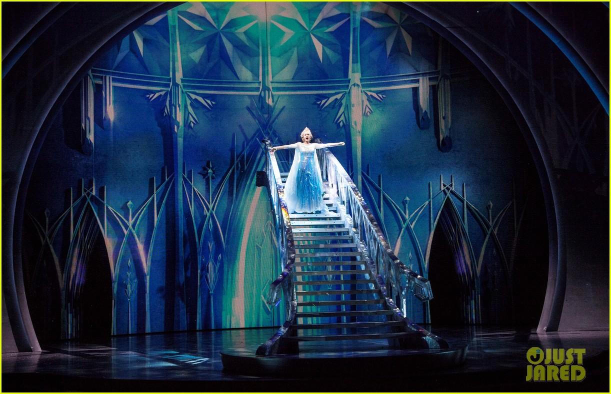 Disneylands Frozen Musical Is Open