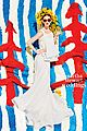 lydia hearst models bridal looks for martha stewart weddings 03