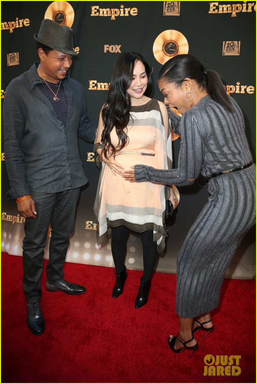 empire terrence howard expecting baby with mira pak 033662541