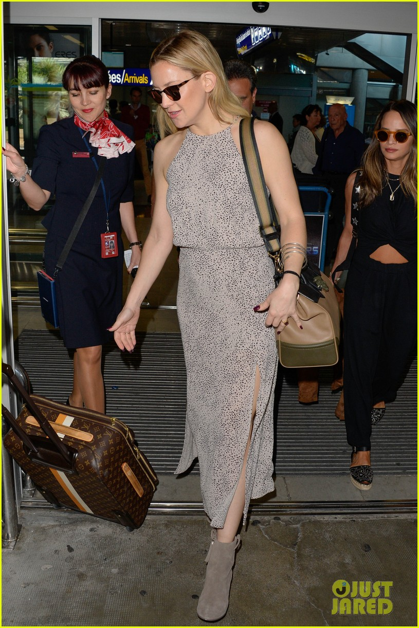kate hudson arrives for cannes festival 233656121