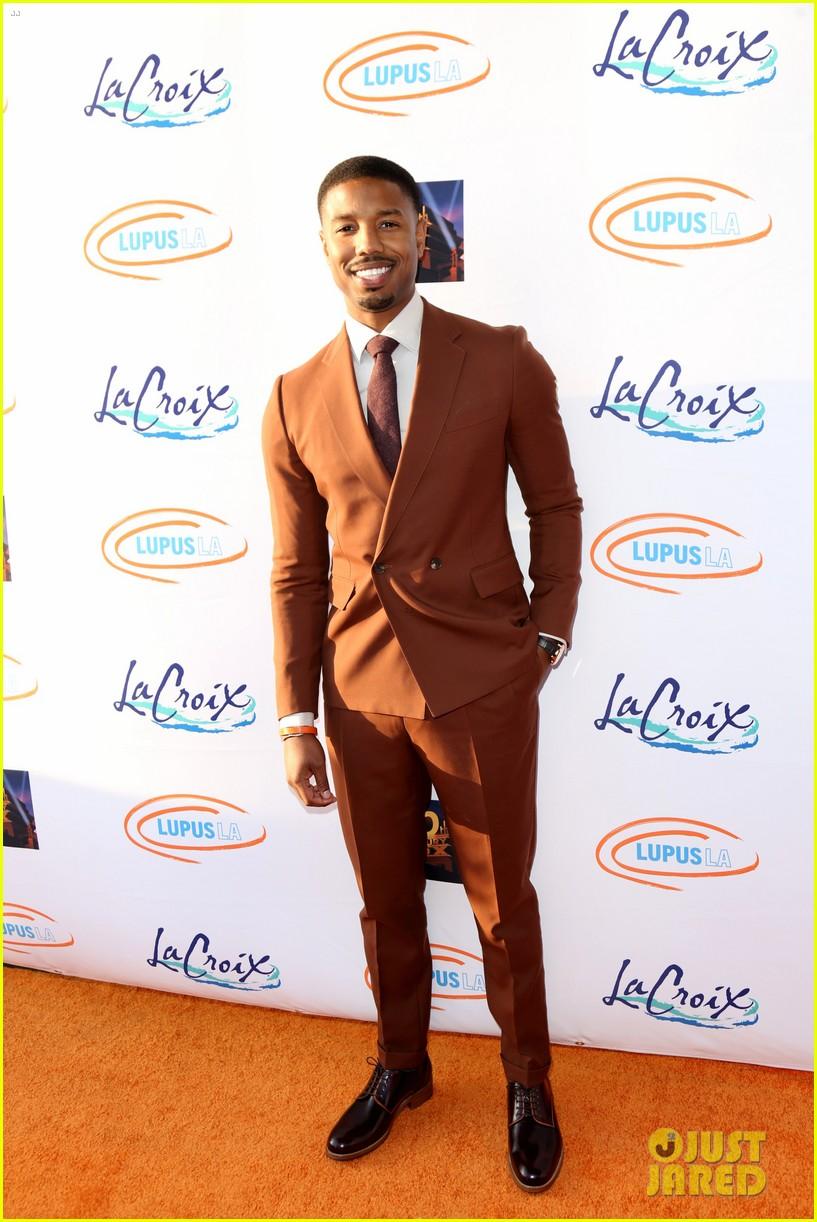 Michael B Jordan Suit