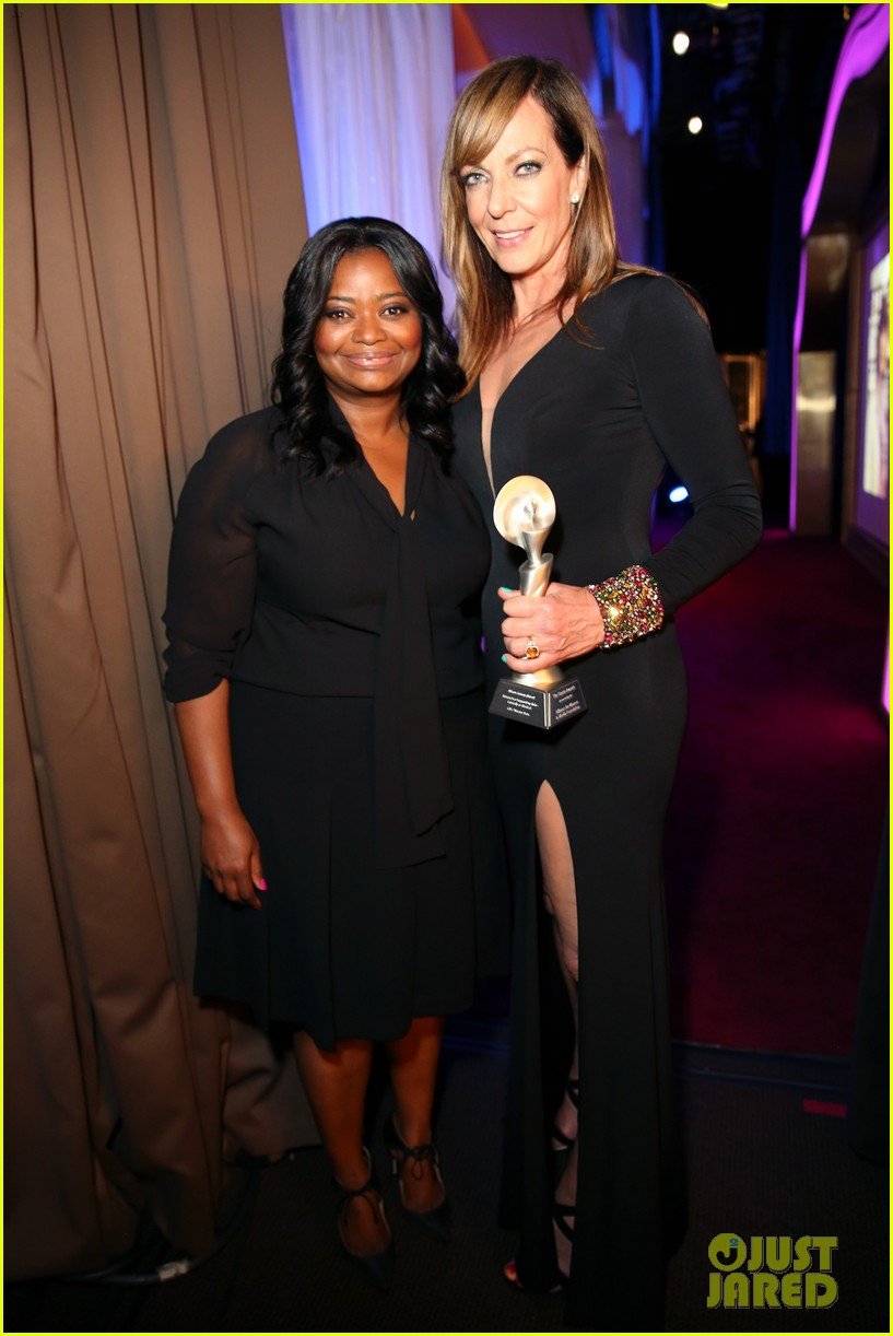 mindy kaling octavia spencer allison janney celebrate women at gracie awards 2016 023665850
