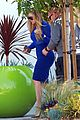 khloe kardashian sheer blue studio 06
