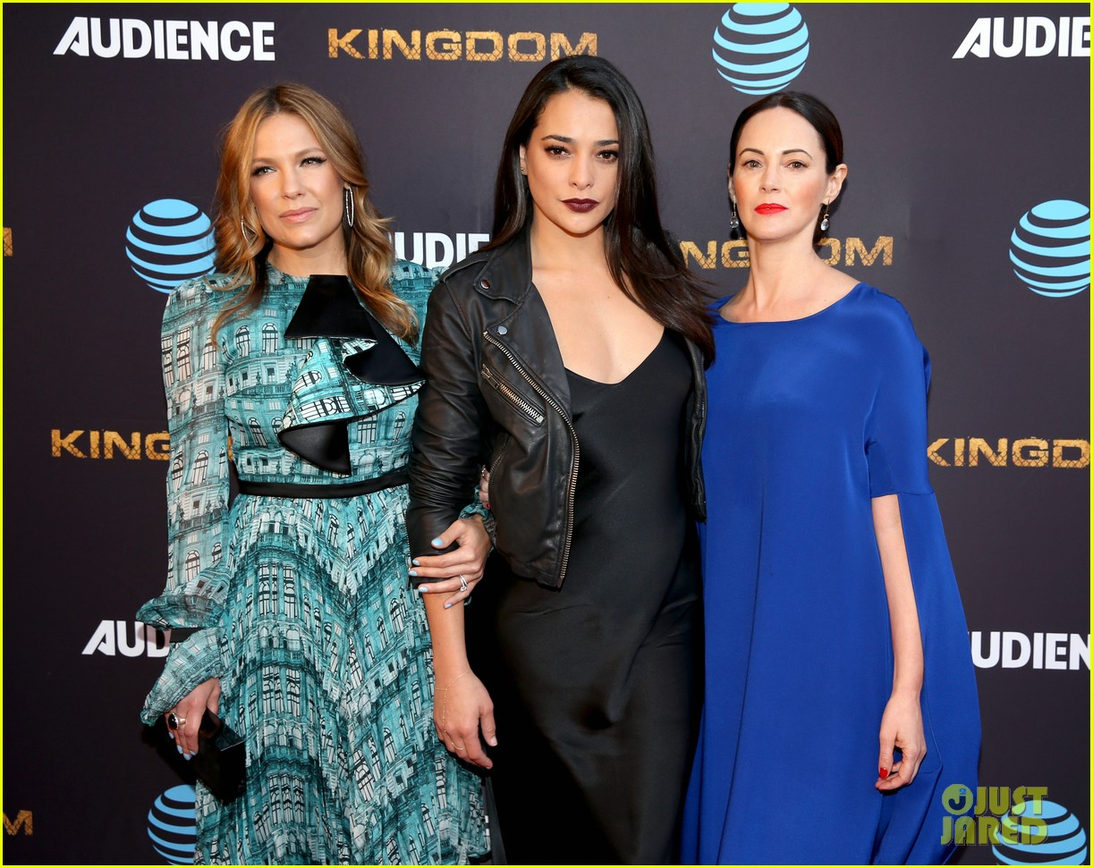 kingdom season three premiere los angeles 243666555