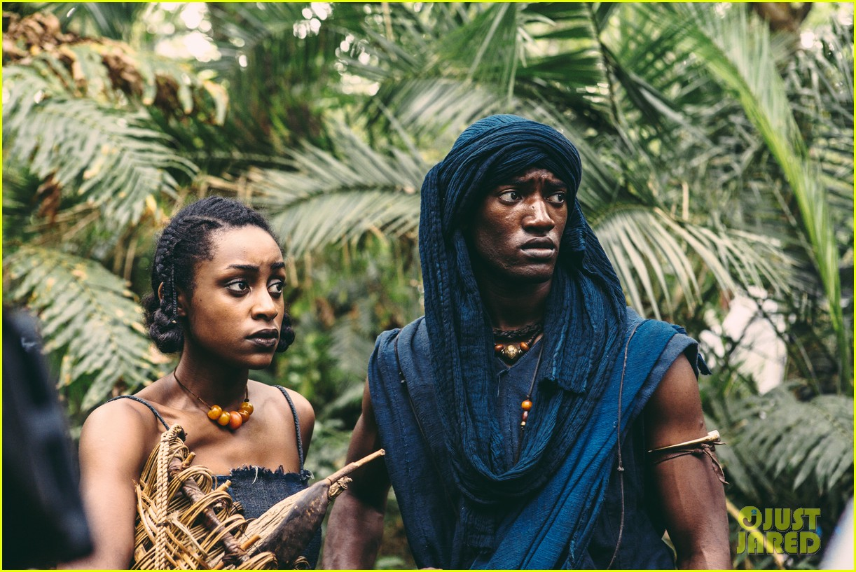 who plays kunta kinte on roots meet malachi kirby 093670016