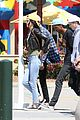kendall kylie jenner spend the day at legoland 45