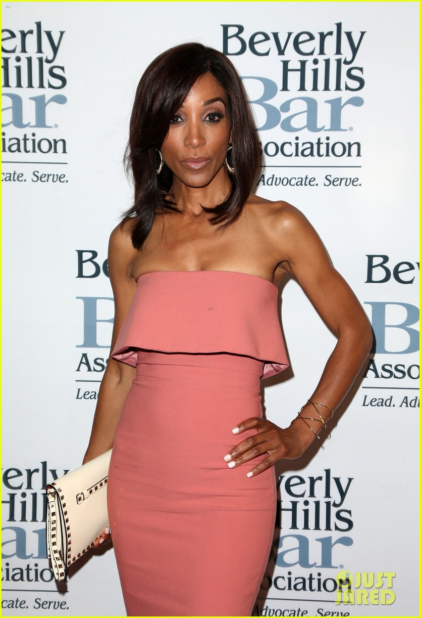 ludacris brandy hit the stage at entertainment lawyer of the year awards 343659432