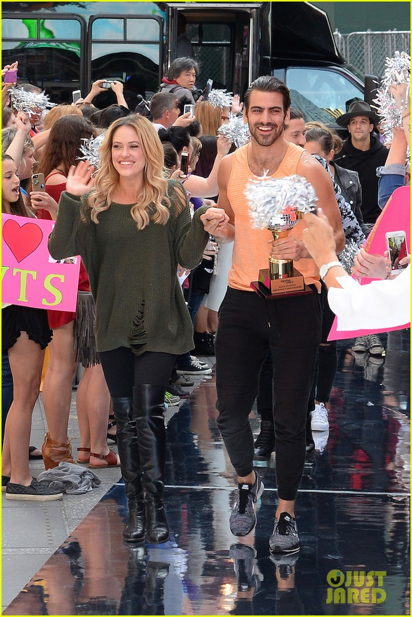 nyle dimarco dancing with the stars champion good morning america 263666008