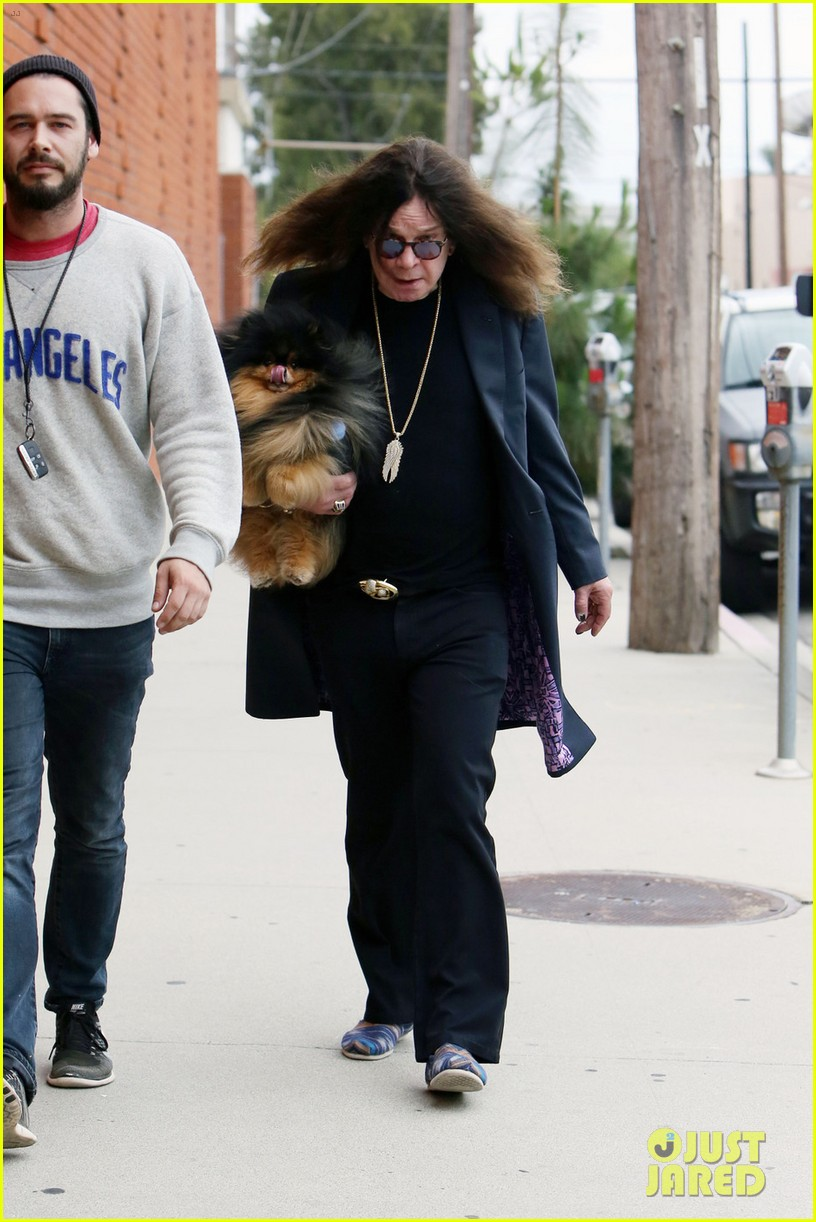 ozzy osbourne spotted after reports hed gone missing 033651086