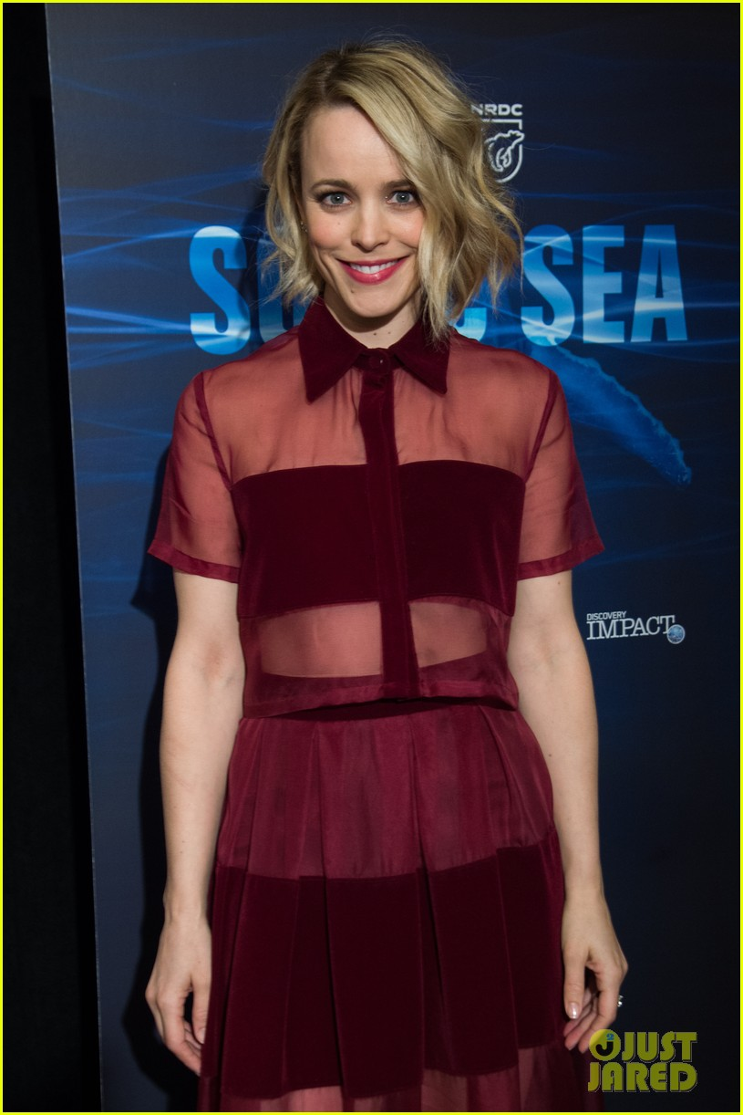 rachel mcadams sonic sea screening nyc 053648363