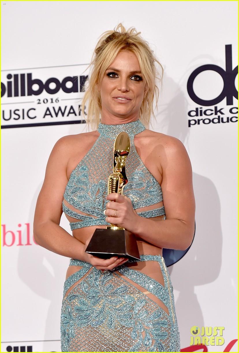 Бритни Спирс в Billboard Magazine новые фото