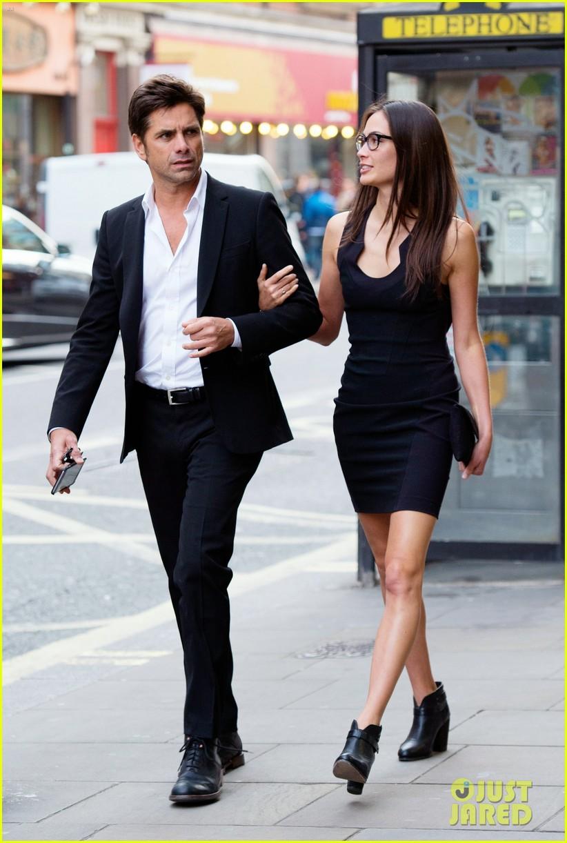 John Stamos Wife 2013
