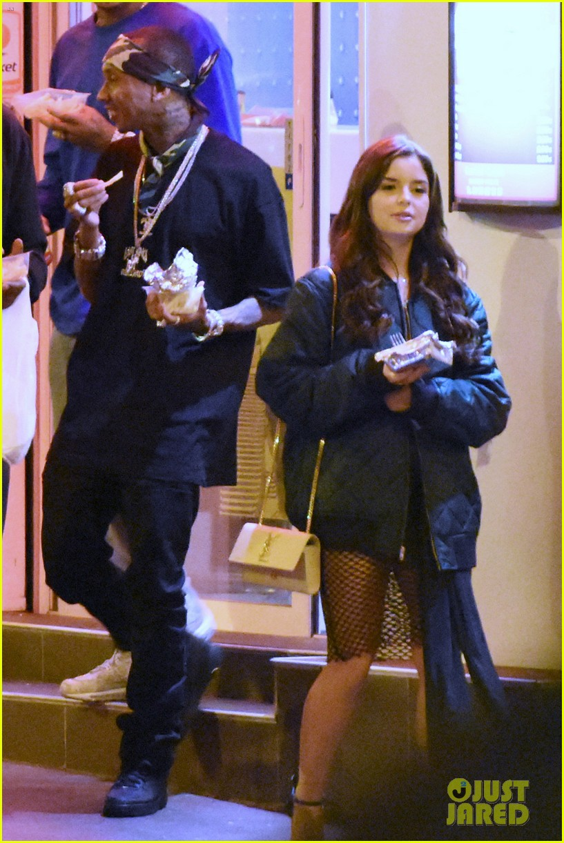 tyga steps out with new after kylie jenner break up 043661807