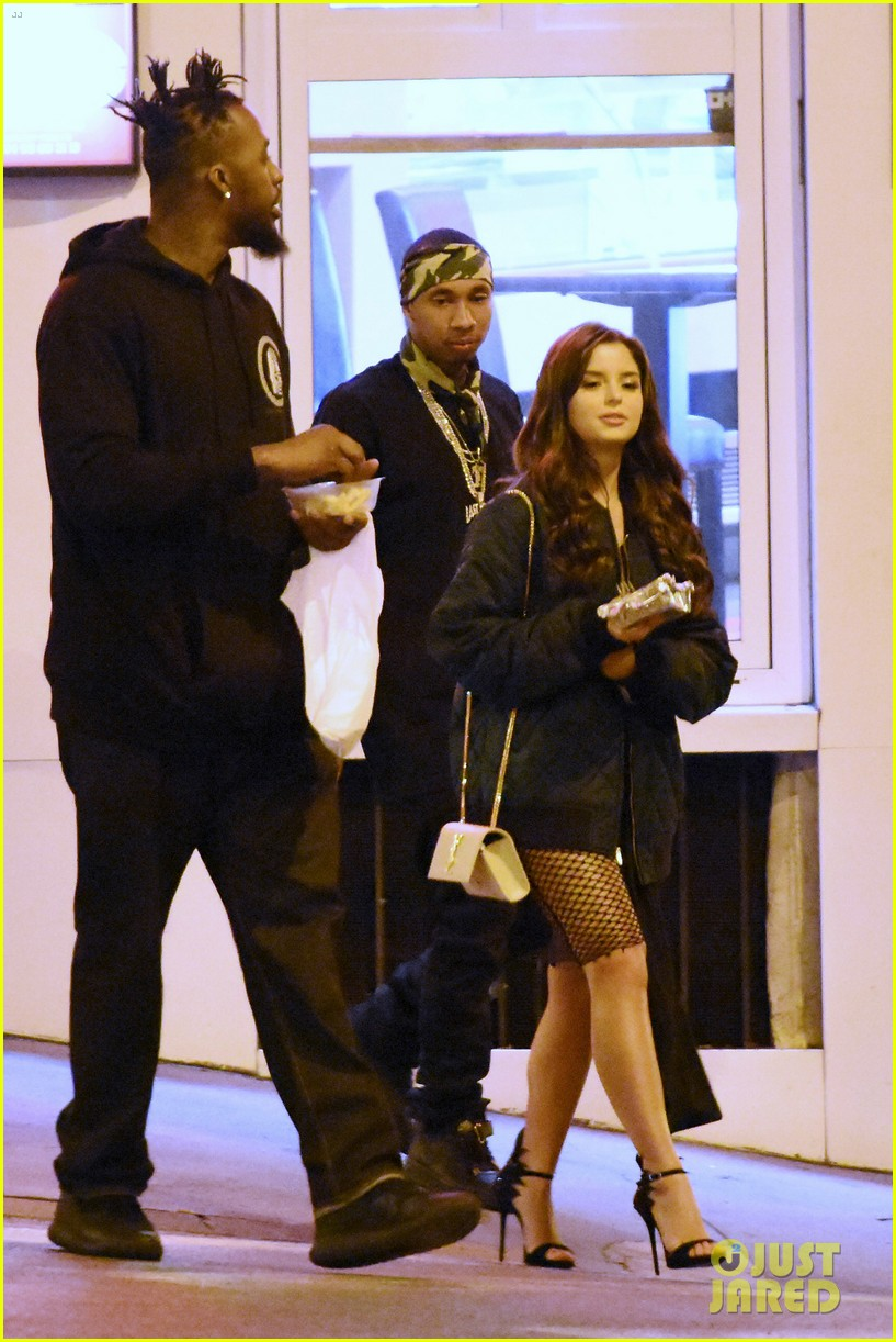 tyga steps out with new after kylie jenner break up 103661813