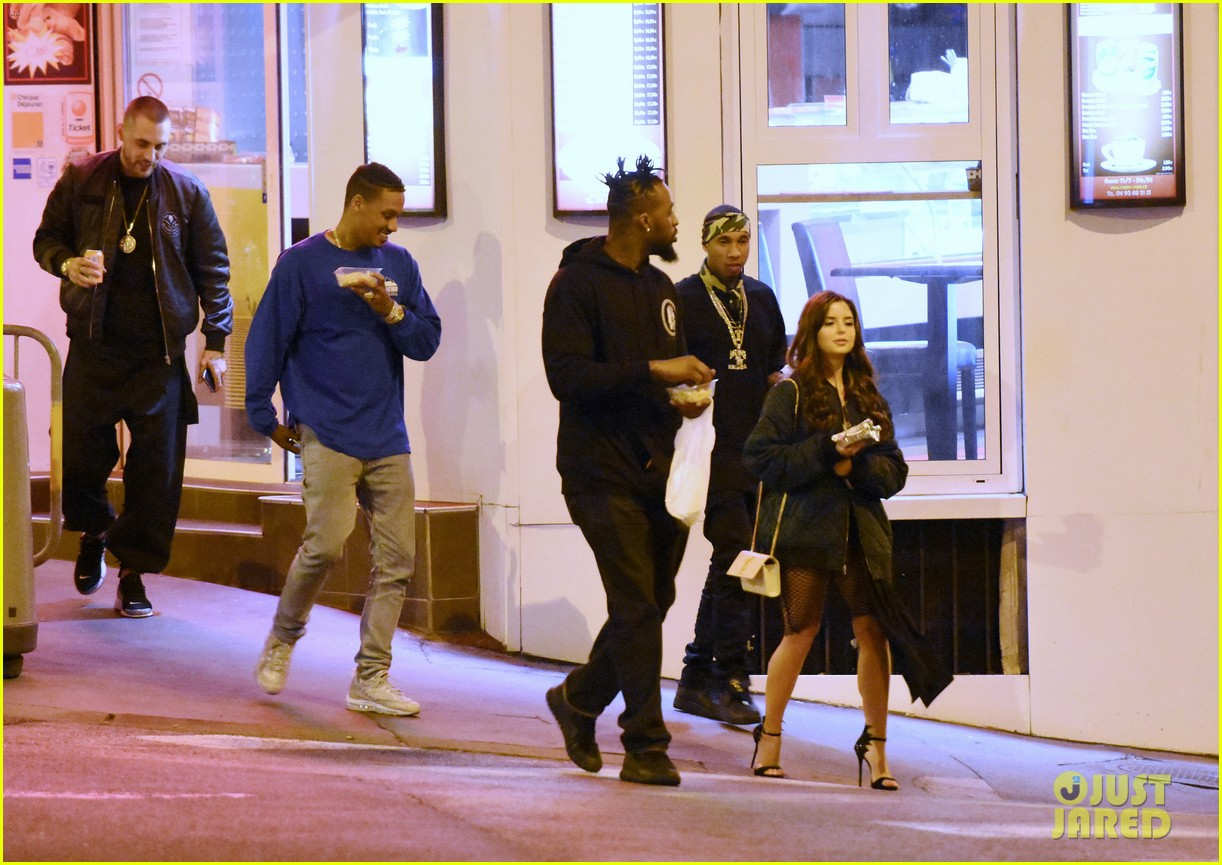 tyga steps out with new after kylie jenner break up 253661828