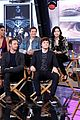 x men apocalypse cast visit good morning america 08