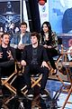 x men apocalypse cast visit good morning america 09