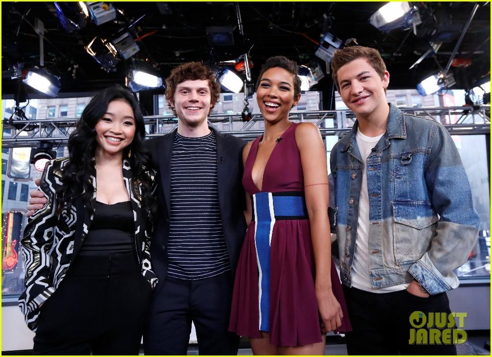 X-Men: Apocalypse' Cast Visit 'Good Morning America' : Photo 3665006