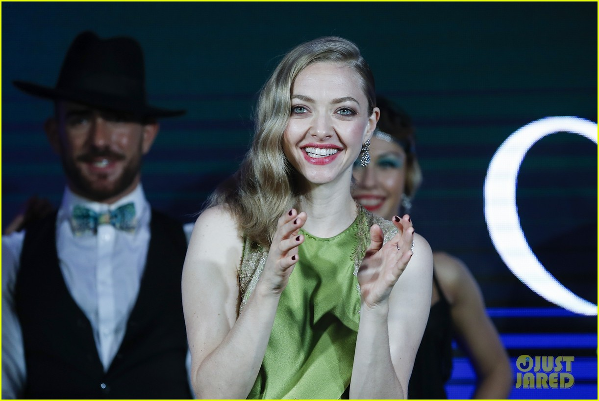 Amanda Seyfried Is A Fearless Beauty In China Photo