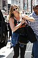 jennifer aniston justin theroux step out in new york 10