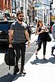 jennifer aniston justin theroux step out in new york 19