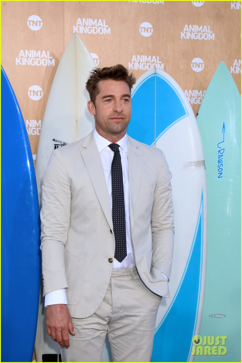 ellen barkin scott speedman premiere animal kingdom in venice 123677531