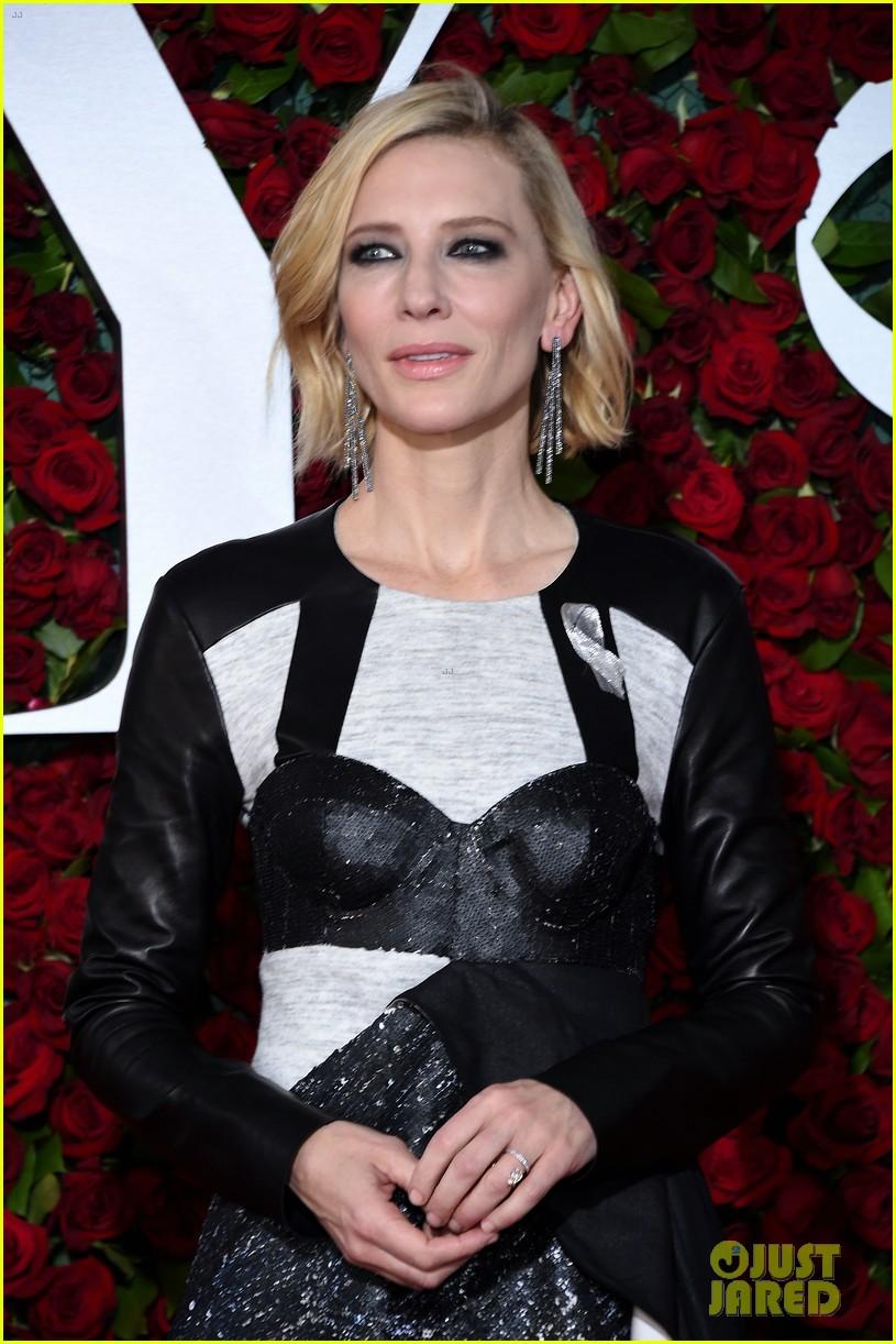 Cate Blanchett & Claire Danes Stun at Tony Awards 2016 ... Cate Blanchett 2016