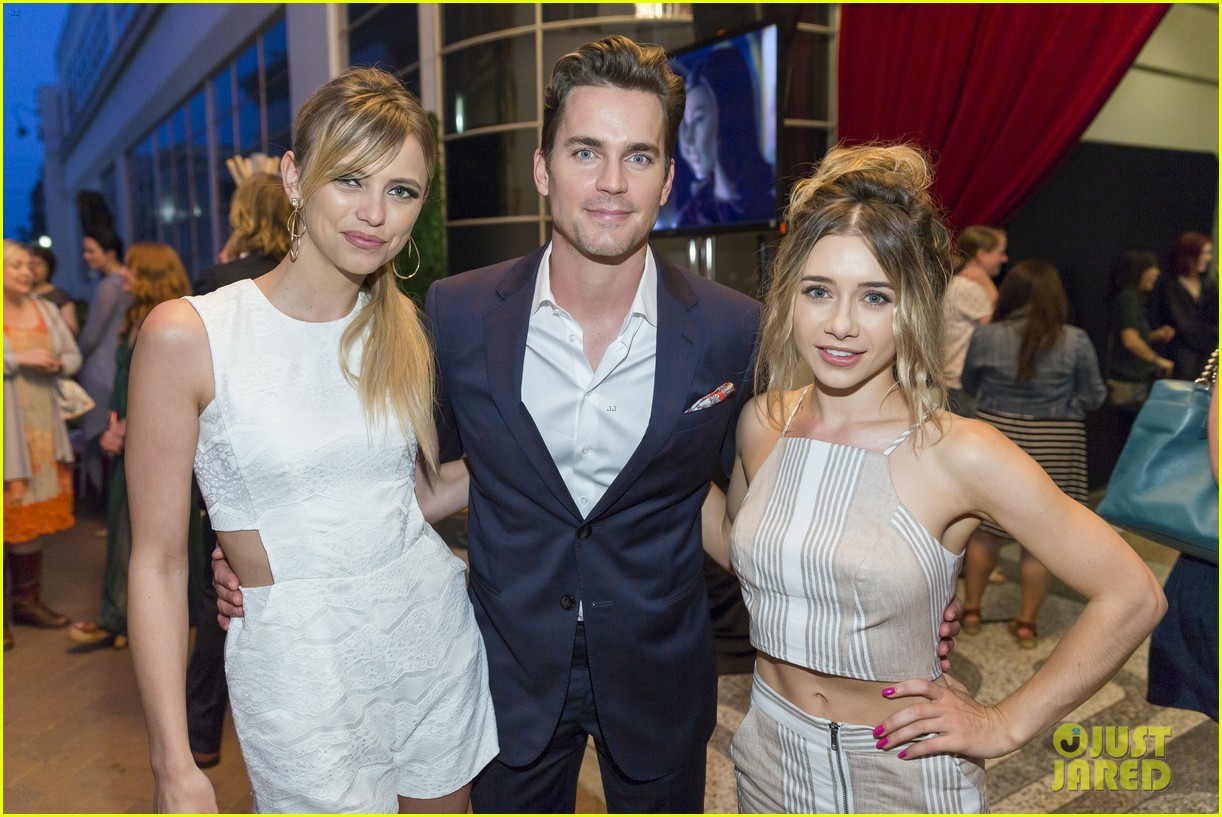 matt bomer lily collins celebrate the last tycoon pilot release 063694640