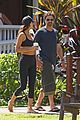 gerard butler is back home after hawaii trip with morgan brown 01