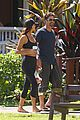 gerard butler is back home after hawaii trip with morgan brown 13