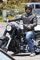 gerard butler takes weekend motorcycle ride 03
