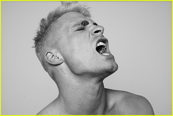 Full Sized Photo Of Colton Haynes Gets Sexy In New Tyler