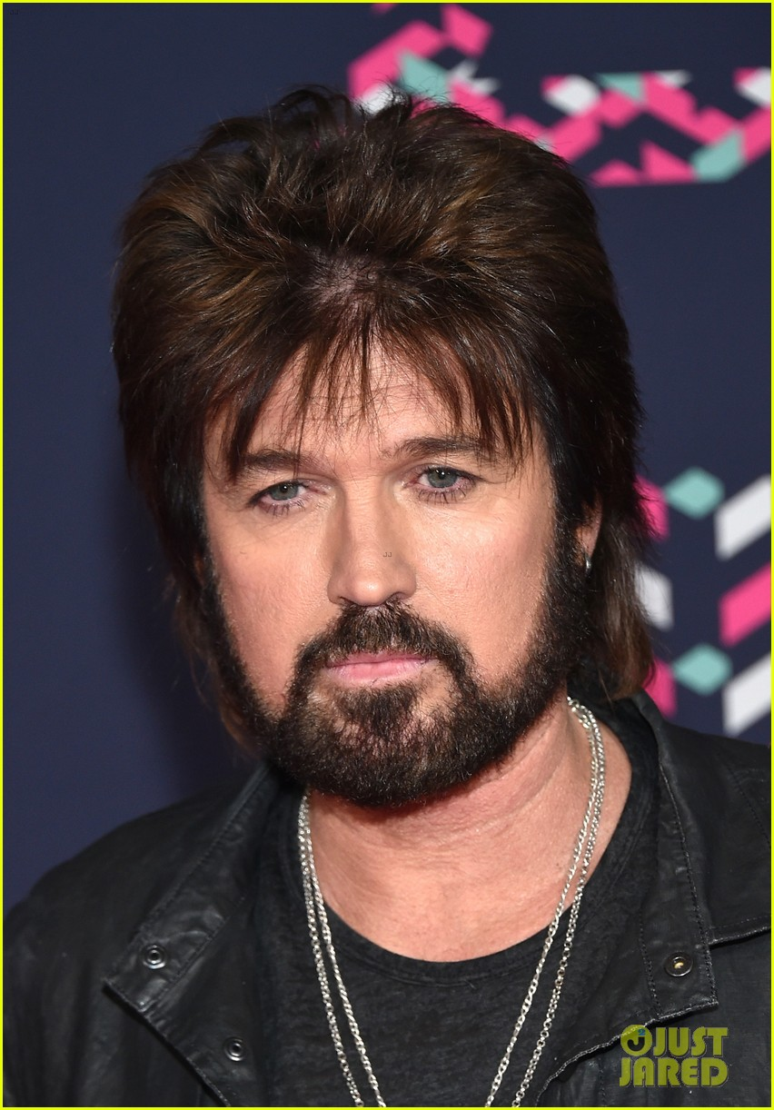 Billy Ray Cyrus Performs With Cheap Trick At CMT Awards 2016   Watch!
