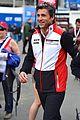 patrick dempsey jason statham cheer on racers at le mans 25