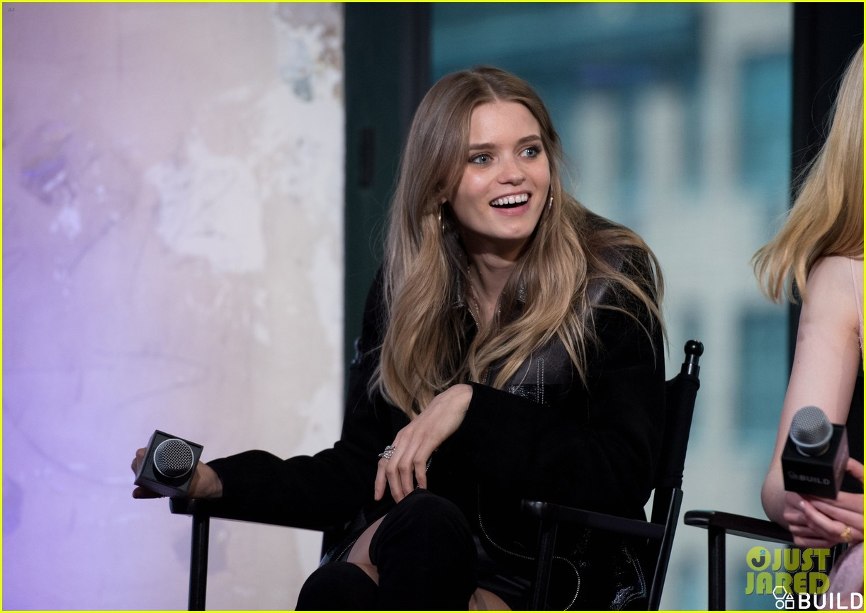 Cleavage Video Abbey Lee naked photo 2017