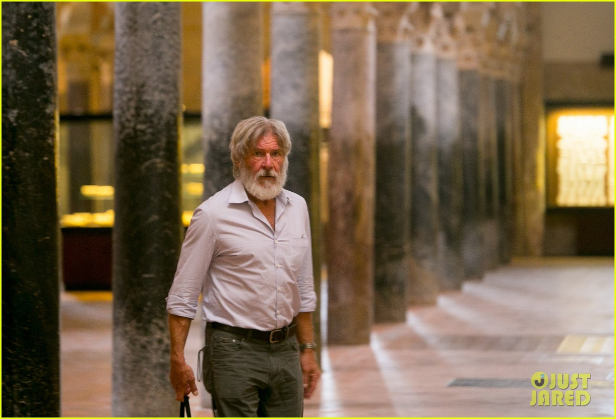 harrison ford tours spain before indiana jones 5 filming starts 123694494