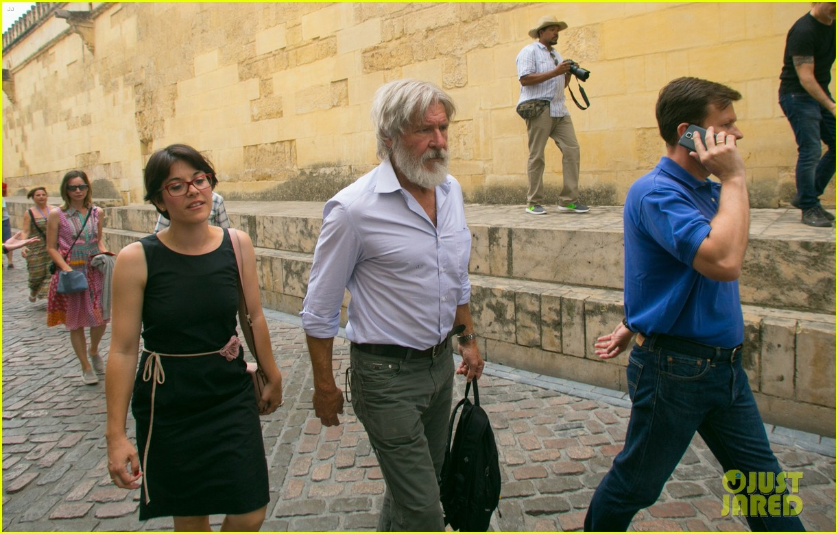 harrison ford tours spain before indiana jones 5 filming starts 153694497